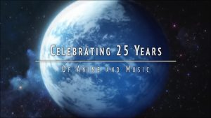 25 Years of Anime and Music