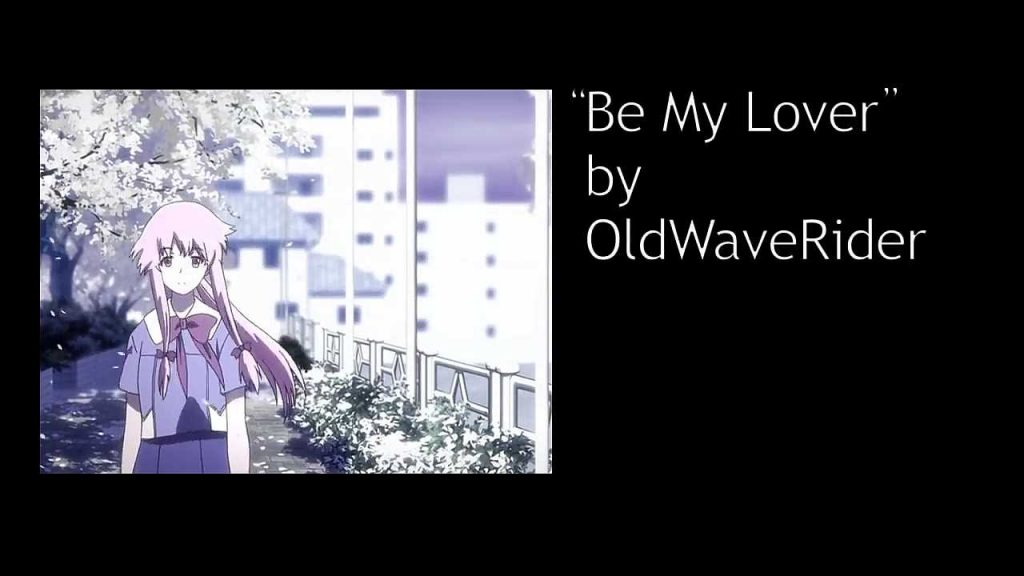 amv-announce_Be My Lover_OldWaveRider